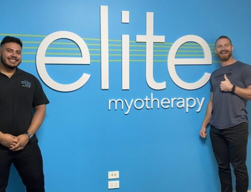 Launch of Elite Myotherapy Williamstown