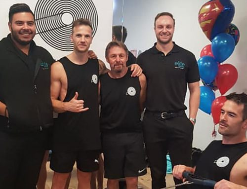 Elite Myotherapy Sponsorship for the Good Friday Appeal