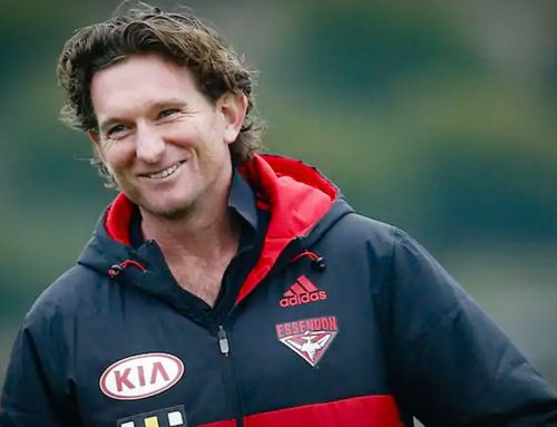 James Hird's insights on Life's Ups and Downs