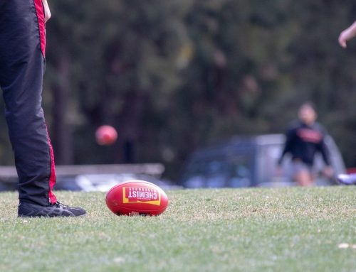 AFL Player presenting with Groin Pain