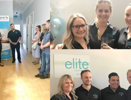 Elite Myotherapy Essendon – Now Open!