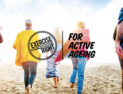 Exercise Right Week 2019