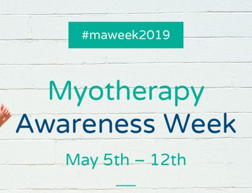 Myotherapy Awareness Week