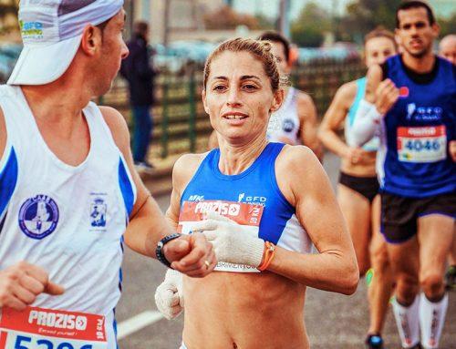 Melbourne Marathon Recovery
