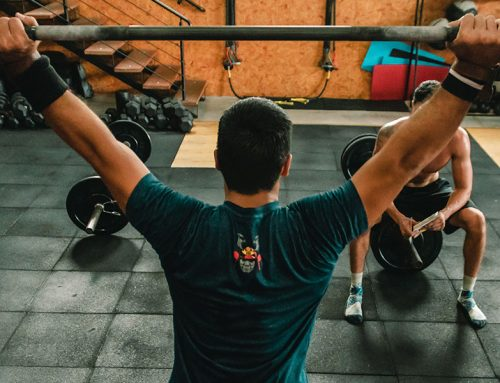 Is Overhead Lifting Causing you Shoulder Pain?